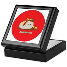 Rock-ornament Keepsake Box