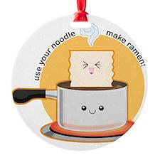 Make-ramen Ornament
