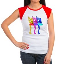 skatergurlz Women's Cap Sleeve T-Shirt