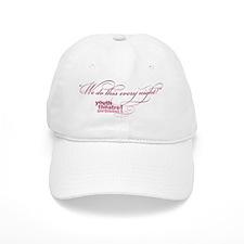 YTN_BeautyBeast_tshirt_Back Baseball Cap