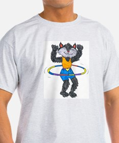 Littlefoot - Exercise with Cats T-Shirt