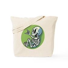 Zombaby Tote Bag