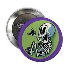 """Zombaby 2.25"""" Button"""