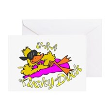 LD Relaxing Greeting Card