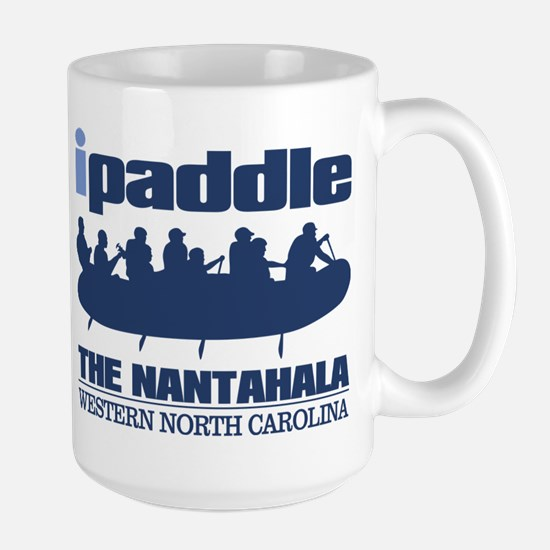 ipaddle raft (Nantahala) Mugs
