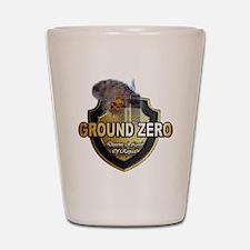 GroundZero Shot Glass