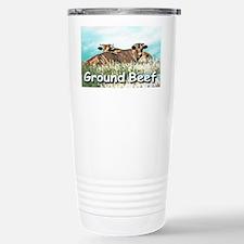 GROUND BEEF cap Travel Mug