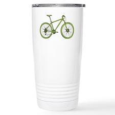 Olive Hardtail Travel Mug