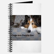 Dogs Are People Too Journal