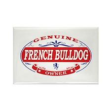 French-Bulldog Rectangle Magnet