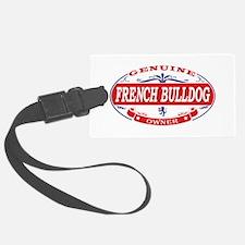 French-Bulldog Luggage Tag