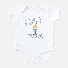 Grandpa's Baby Infant Bodysuit
