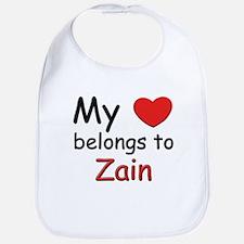 I love zain Bib