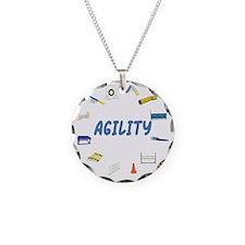AgilityEquip_Circle Necklace