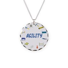 AgilityEquip_Circle Necklace Circle Charm
