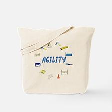 AgilityEquip_Circle Tote Bag