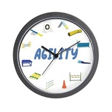 AgilityEquip_Circle Wall Clock