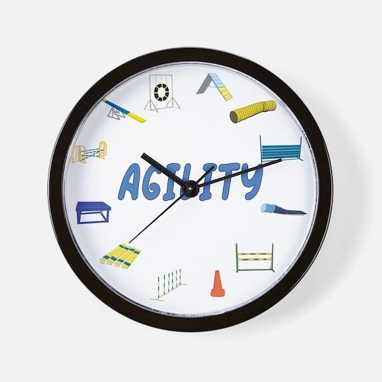 AgilityEquip_Circle Wall Clock