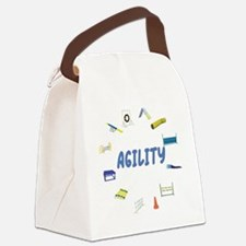 AgilityEquip_Circle Canvas Lunch Bag