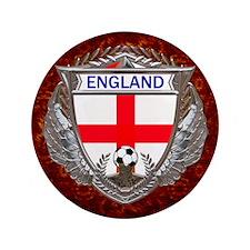 "England Soccer Keepsake Box 3.5"" Button"