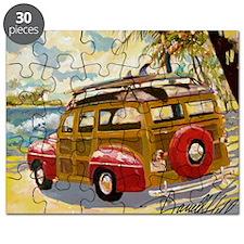Retro Woody Puzzle