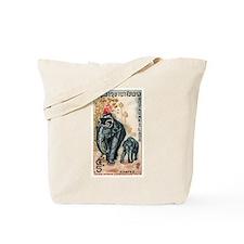 Vintage 1958 Laos Asian Elephants Postage Stamp To