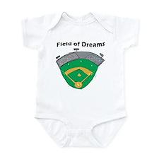 Field of Dreams Infant Bodysuit