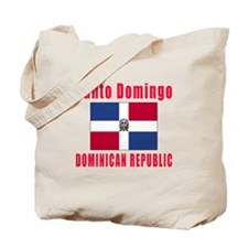 Santo Domingo Dominican Republic Designs Tote Bag
