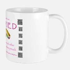 Yard Sign White Mug