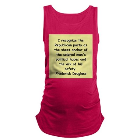 fred14.png Maternity Tank Top
