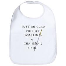 Chainmail Bib