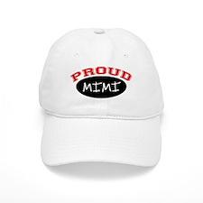 Proud Mimi (red & black) Cap