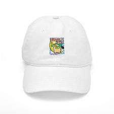 Gecko Charlies Margarita bar Baseball Cap