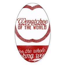 wenatchee Decal