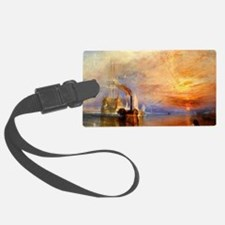 Fighting Temeraire by Turner Luggage Tag