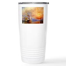 Fighting Temeraire by Turner Travel Mug