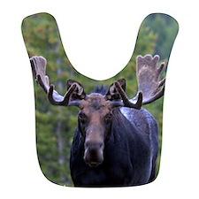 Bull moose Bib