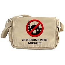 NoGroundZeroMosque Messenger Bag