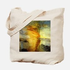 Burning Houses of Parliament Tote Bag