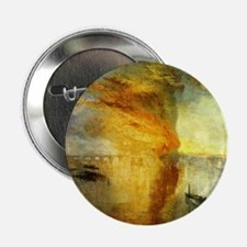 "Burning Houses of Parliament 2.25"" Button"