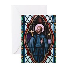 St Francis Xavier Greeting Card