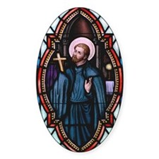 St Francis Xavier Decal