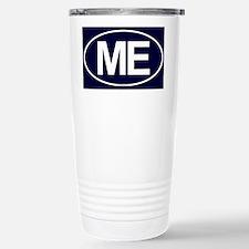 2-ME Oval Travel Mug