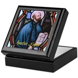 St. ignatius Keepsake Boxes