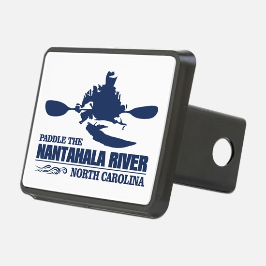 Paddle the Nantahala Hitch Cover