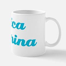 Chica Chapina cp Mug