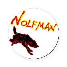 wolf copy Cork Coaster