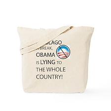 2-BLAGOBREAK Tote Bag