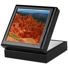 Bryce Canyon National Park Keepsake Box