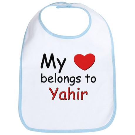 I love yahir Bib